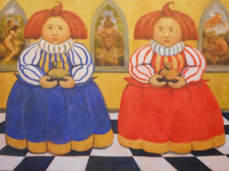 Las Infantas: The Art Collectors