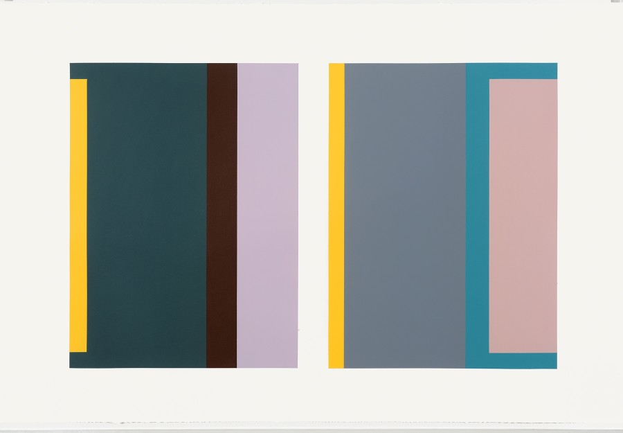 <p><strong>Jean Spencer</strong>,&#160;<em>'Untitled' - Systems II</em>, c.1990s</p>