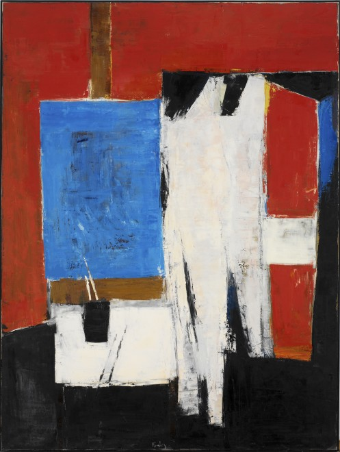<p><strong>Peter</strong> <strong>Kinley</strong>,&#160;<em>Figure with Mirror Easel</em>, 1962</p>