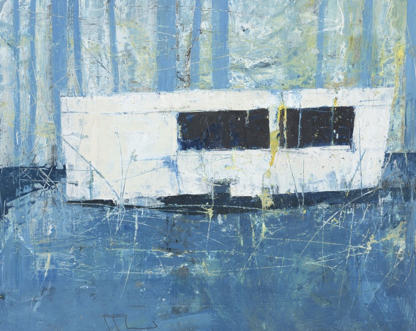 <p><strong>Ffiona Lewis</strong>, <em>Atlantic Blue Van</em>, 2015</p><p>&#160;</p>