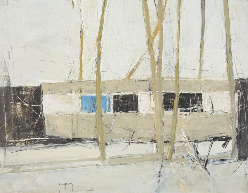 <p><strong>Ffiona Lewis</strong>,<em> Concrete Cabin</em>, 2015&#160;</p><p>&#160;</p>