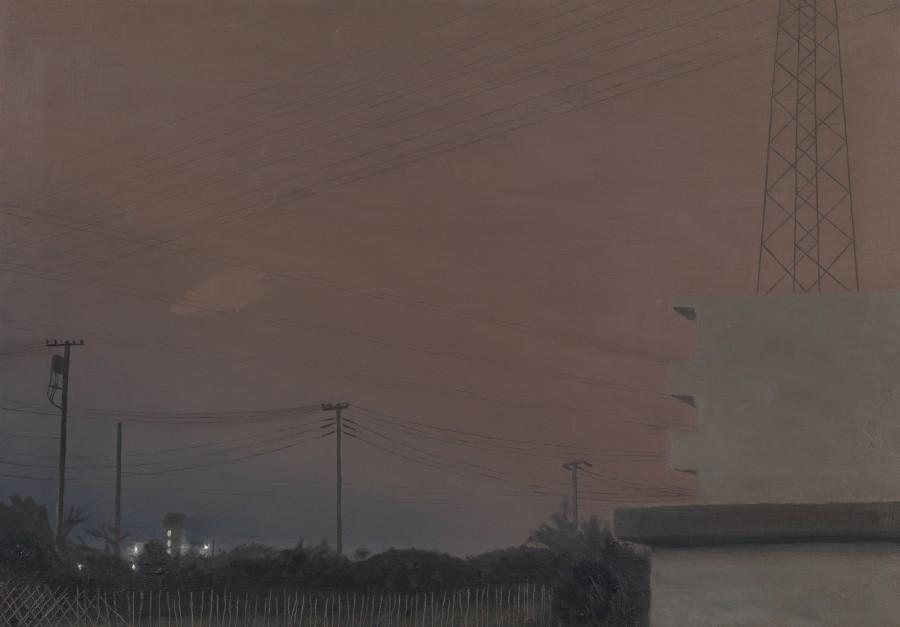 <p><strong>Danny Markey</strong>, <em>Apartments, Gytoku</em>, 1990</p>