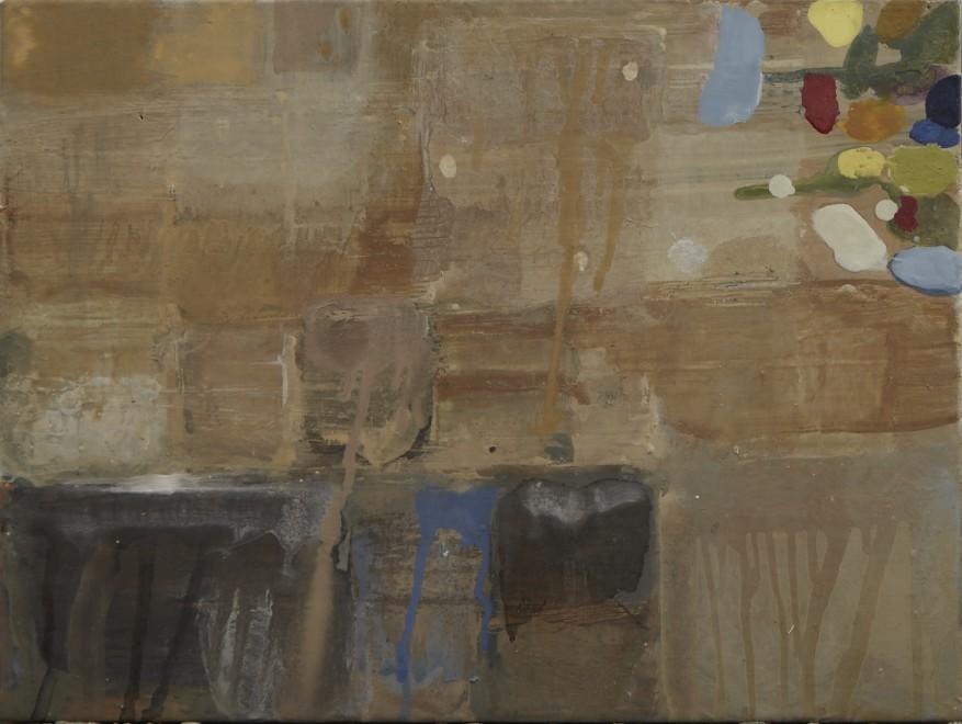 <p><strong>Sarah Armstrong-Jones</strong>, <em>Chapel Wall</em>, 2014</p>