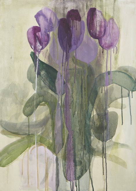 <p><strong>Sarah Armstrong-Jones</strong>, <em>Tulips</em>, 2014</p>