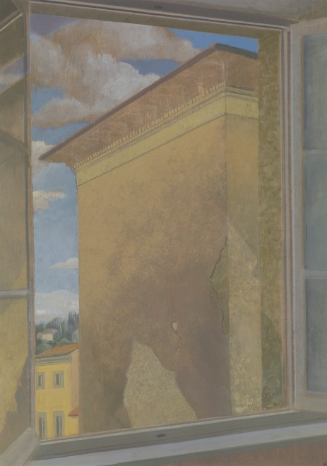 <p><strong>David Tindle</strong>, <em>Windows, Walls and Clouds</em></p>