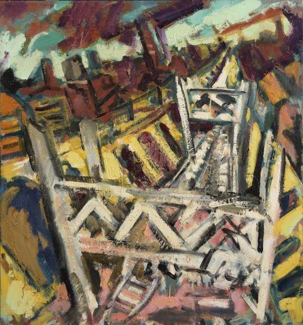 <p><span><strong>Arnold van Praag</strong>,&#160;</span><em>Viaduct</em>, 1997-8</p>