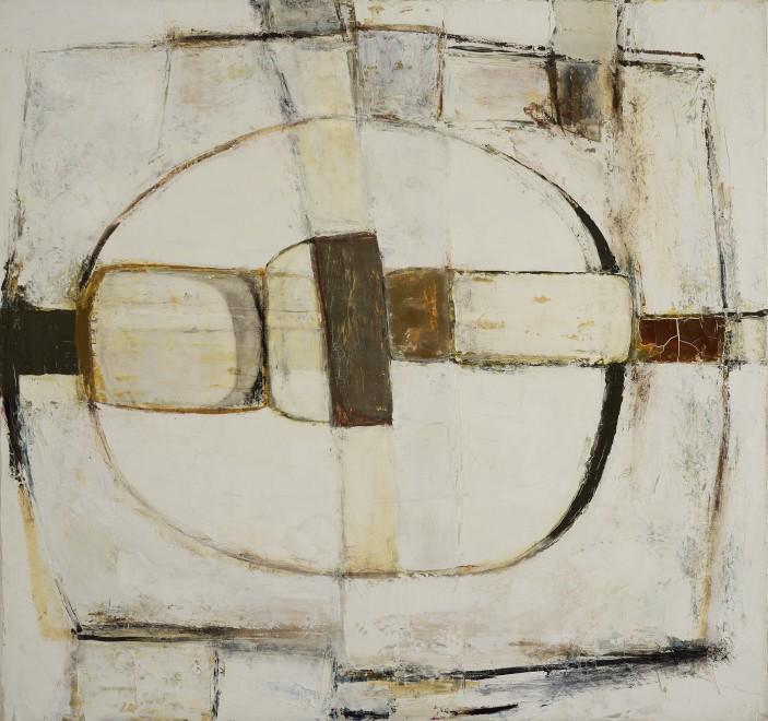 <p><strong>Paul Feiler</strong>, <em>Scathe, Brown,</em> 1963</p>