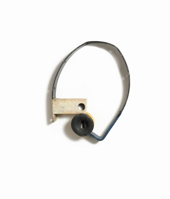 <p>Cheloo</p><p>2018</p><p>Welded steel</p><p>40 x 53 x 8 cm</p>