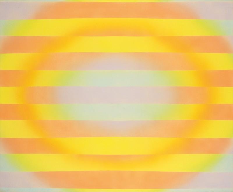 <p>Tight Set</p><p>1968</p><p>Oil on canvas</p><p>173 x 212 cm</p>