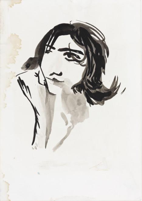 <span class=&#34;artist&#34;><strong>Patrick Procktor RA</strong></span>, <span class=&#34;title&#34;><em>Ossie Clark</em>, 1967</span>
