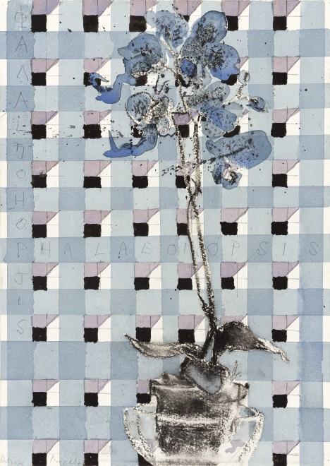 <span class=&#34;artist&#34;><strong>Patrick Procktor RA</strong></span>, <span class=&#34;title&#34;><em>Phalaenopsis</em>, c.2000</span>