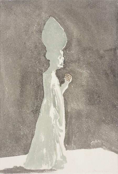 <span class=&#34;artist&#34;><strong>Patrick Procktor RA</strong></span>, <span class=&#34;title&#34;><em>Turandot Ghost</em>, 1984</span>