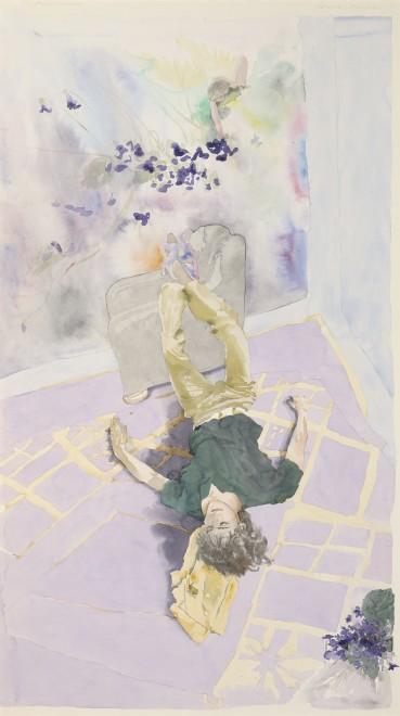<span class=&#34;artist&#34;><strong>Patrick Procktor RA</strong></span>, <span class=&#34;title&#34;><em>Pure Romance</em>, c.1969</span>