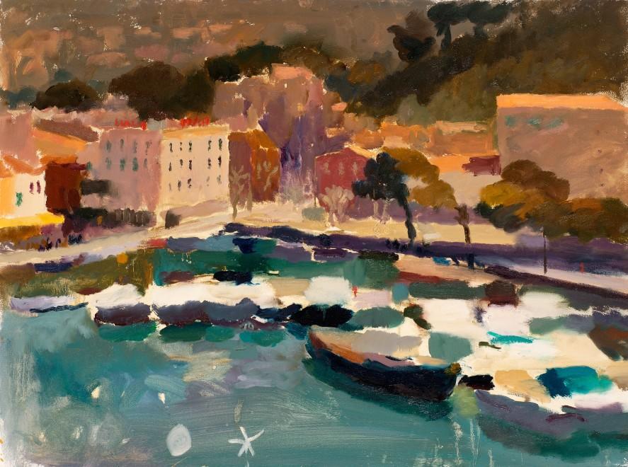 Harbour, Cassis VIII