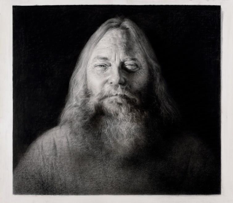 <span class=&#34;artist&#34;><strong>Paul Emsley</strong></span>, <span class=&#34;title&#34;><em>Willem Boshoff</em>, 2017</span>