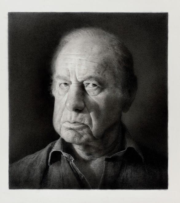 <span class=&#34;artist&#34;><strong>Paul Emsley</strong></span>, <span class=&#34;title&#34;><em>Geoffrey Palmer</em>, 2017</span>