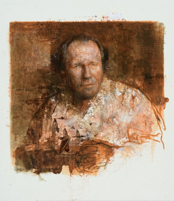 <span class=&#34;artist&#34;><strong>Paul Emsley</strong></span>, <span class=&#34;title&#34;><em>William Boyd</em>, 2016</span>