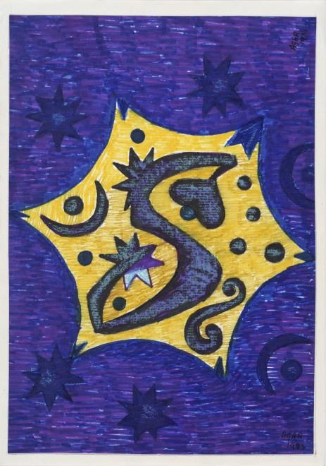 <span class=&#34;artist&#34;><strong>Eileen Agar RA</strong></span>, <span class=&#34;title&#34;><em>Untitled</em>, 1983-4</span>
