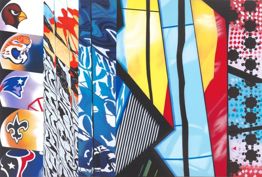 <span class=&#34;artist&#34;><strong>Brendan Neiland</strong></span>, <span class=&#34;title&#34;><em>City Zest</em>, 2017</span>