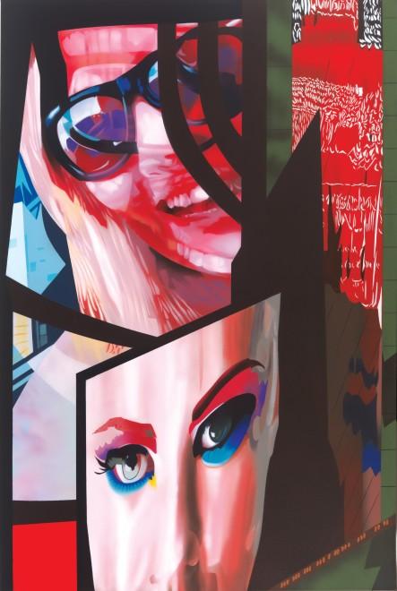 <span class=&#34;artist&#34;><strong>Brendan Neiland</strong></span>, <span class=&#34;title&#34;><em>City Allure</em>, 2017</span>