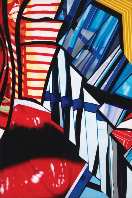 <span class=&#34;artist&#34;><strong>Brendan Neiland</strong></span>, <span class=&#34;title&#34;><em>Escalier</em>, 2017</span>