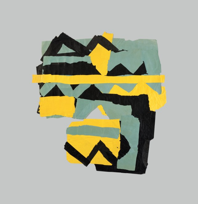 "<span class=""artist""><strong>Francis Davison</strong></span>, <span class=""title""><em>D-230</em>, 1971</span>"
