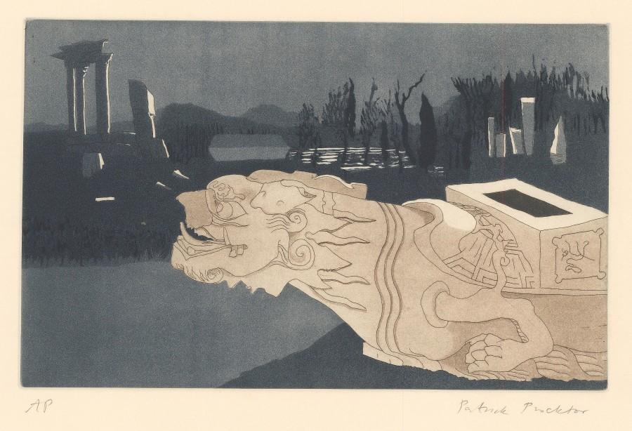 Fallen Turtle, Yuan Ming Yuan, Peking
