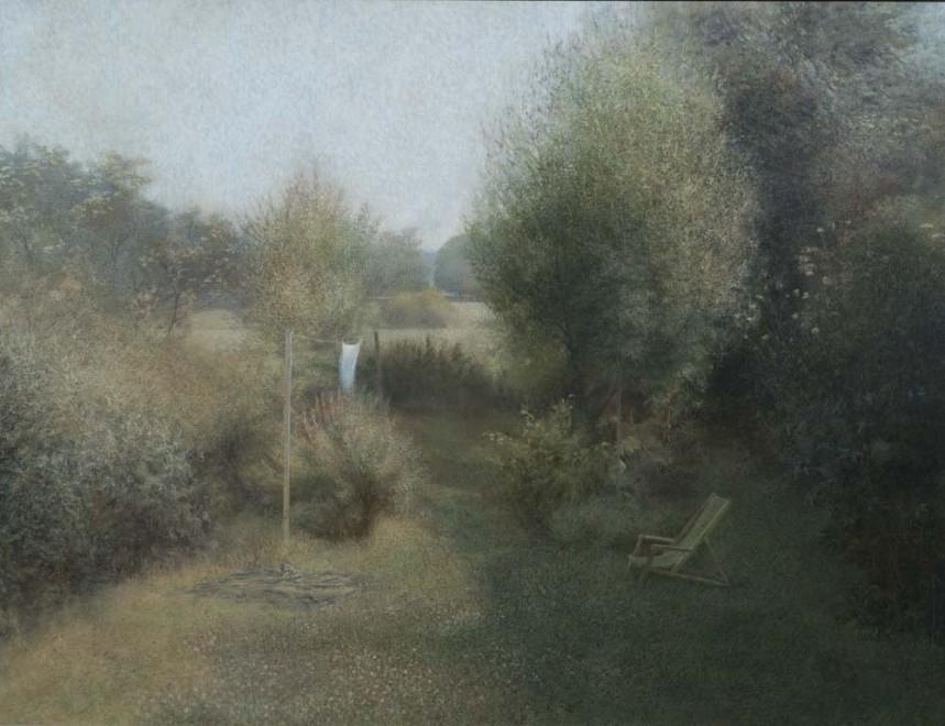 Garden in a Landscape