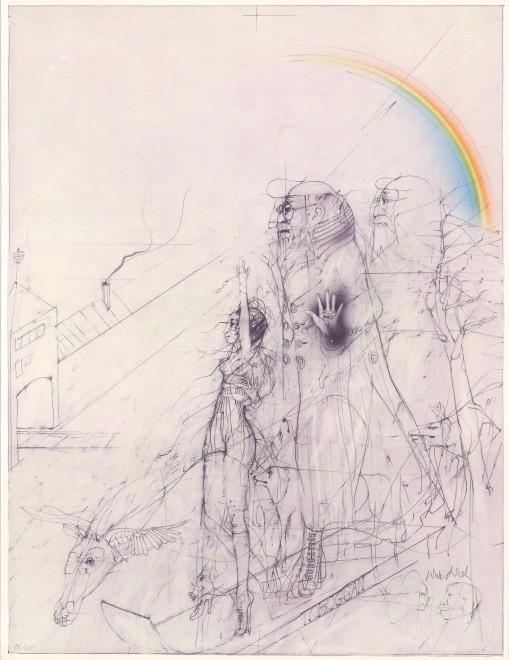 Giacomo Joyce (Plate 9)