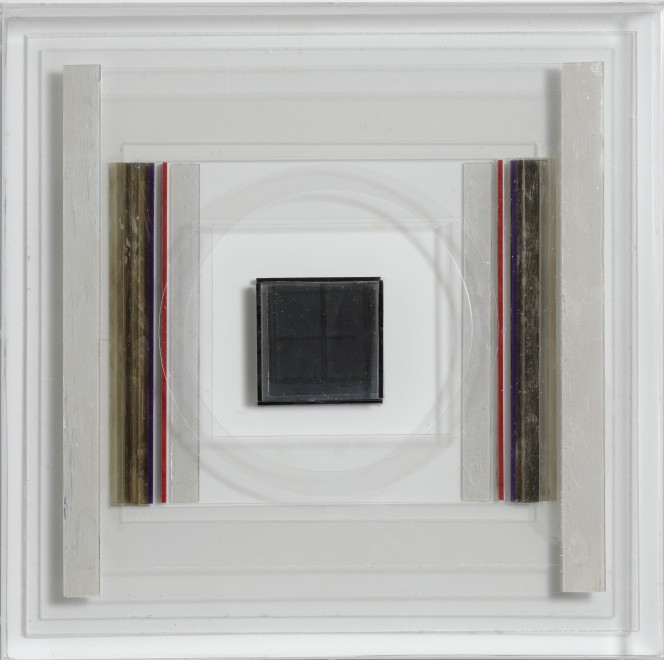 Square Relief LXIII
