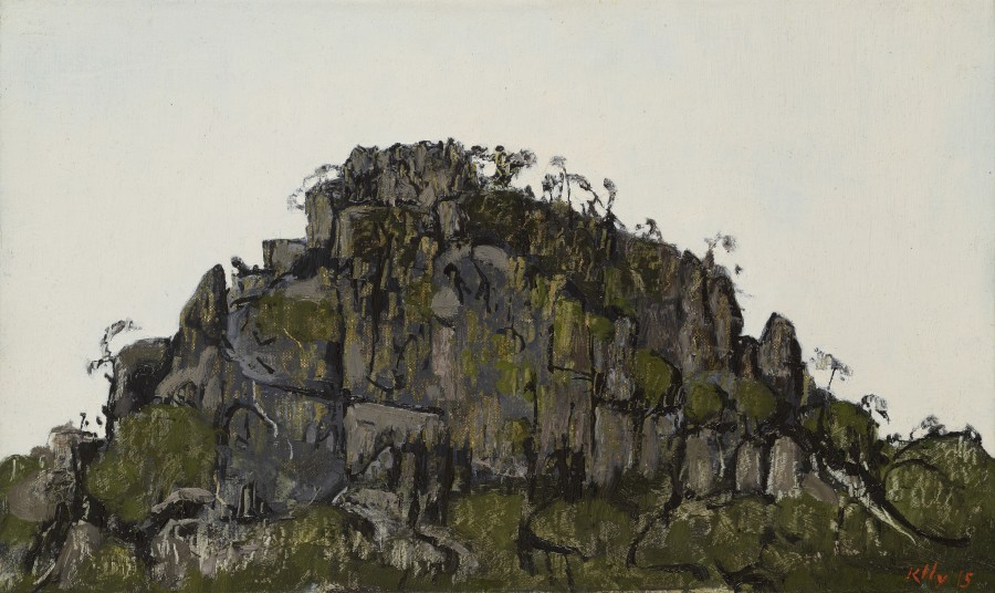 Hanging Rock (third study)