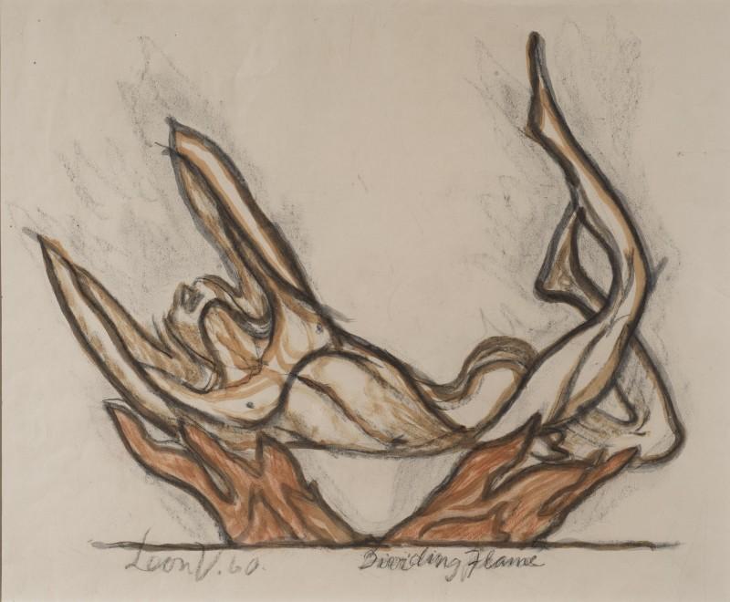 Dividing Flame