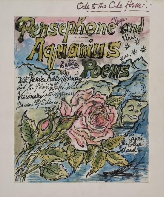 Persephone and Aquarius Poems