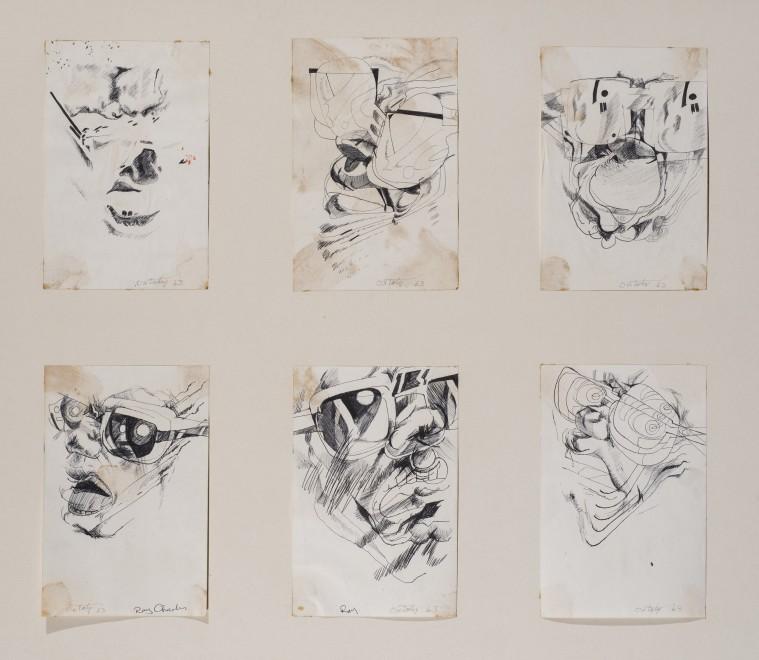 Studies of Ray Charles