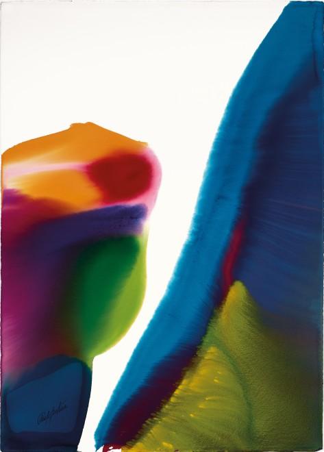 "<span class=""artist""><strong>Paul Jenkins</strong></span>, <span class=""title""><em>Phenomena Phoenix Talisman</em>, 1995</span>"