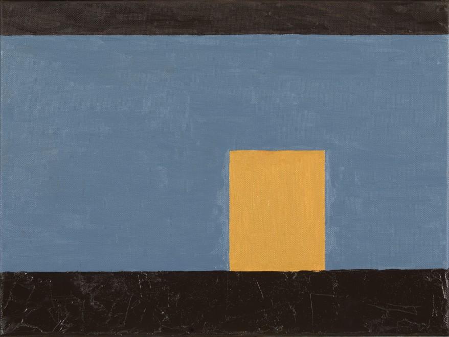 Blue Wall II