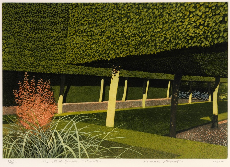 The Stilt Garden, Hidcote
