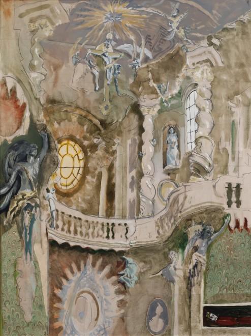 Interior of St John the Baptist