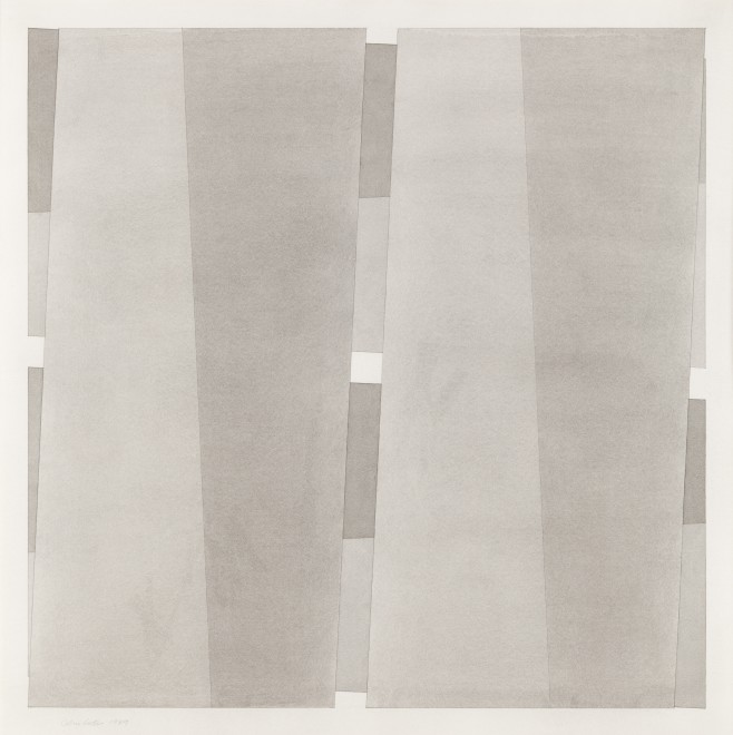 Study for Superimposed Elements in a Large Square