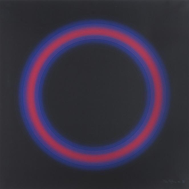 Quartet Suite: Red/Purple on Black