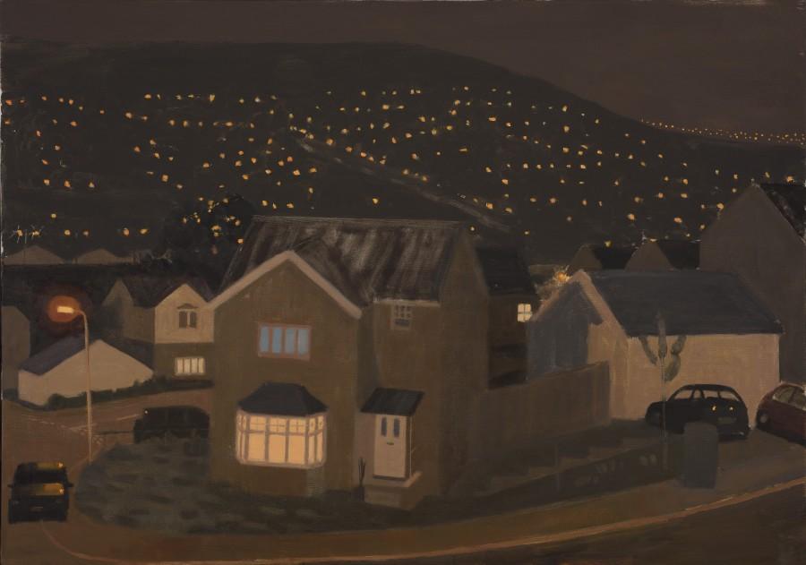 Estate at Night