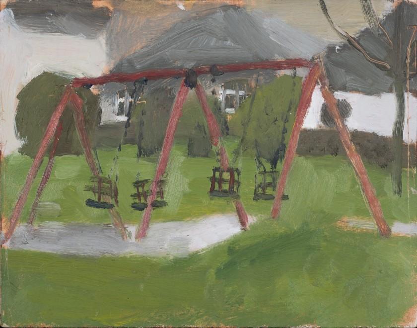 Swings, Kimberley Park