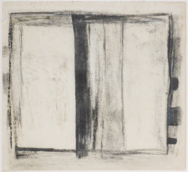 "<span class=""artist""><strong>Paul Feiler</strong></span>, <span class=""title""><em>Divided Forms </em>, 1956</span>"