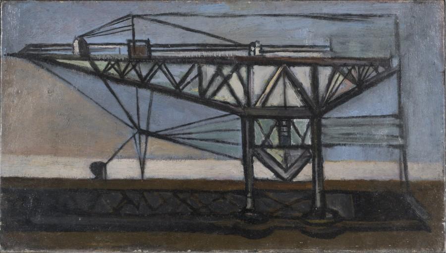 Crane II (Bristol Docks)