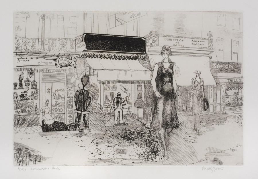 Armourer's Shop