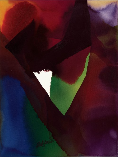 "<span class=""artist""><strong>Paul Jenkins</strong></span>, <span class=""title""><em>Phenomena Fox Chapel</em>, 1995</span>"