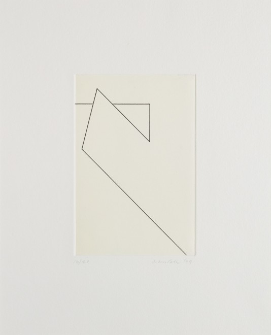 Linear Etching: Intrusion I