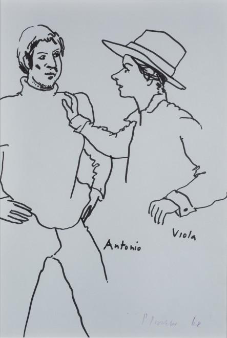 Antonio and Viola