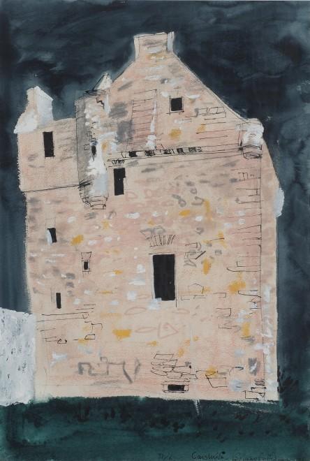 Carsluith Castle, Solway Firth