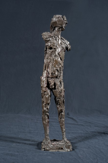 "<span class=""artist""><strong>Elisabeth Frink</strong></span>, <span class=""title""><em>Small Warrior</em>, 1950</span>"